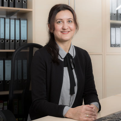 Team: Viktoriya Bolkunevych, Bachelor of Arts (B.A.) bei Vieth & Partner in Paderborn