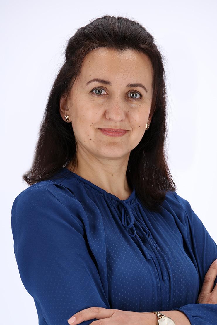 Viktoriya Bolkunevych