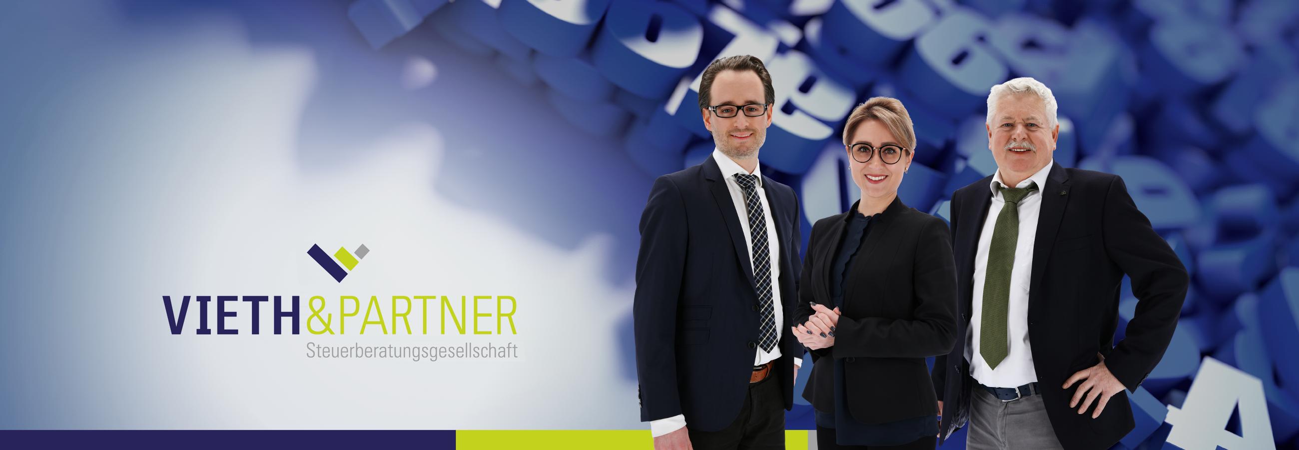 Vieth und Partner Steuerberatungsgesellschaft in Paderborn und Umgebung.